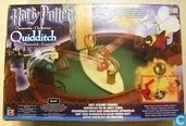 Board games - Harry Potter - Harry Potter Quidditch Kampioenschap (Zwerkbal)