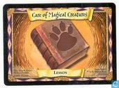 Trading Cards - Harry Potter 1) Base Set - Care of Magical Creatures