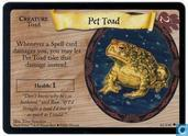 Trading cards - Harry Potter 1) Base Set - Pet Toad