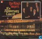 Disques vinyl et CD - King's Singers - 10th Anniversary Concert