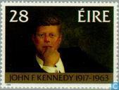 Briefmarken - Irland - Kennedy, John F.
