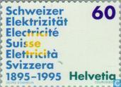 Postage Stamps - Switzerland [CHE] - Electricity producers association 100 years