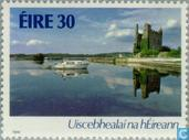 Postage Stamps - Ireland - Waterways