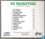 Disques vinyl et CD - Vrijbuiters, De - De vrijbuiters met zang van Ben Verdellen