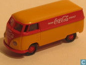Model cars - Brekina - Volkswagen Transporter T1 'Coca Cola'