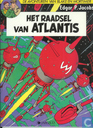Comic Books - Blake and Mortimer - Het raadsel van Atlantis