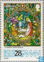 Postage Stamps - Man - Biblical scenes