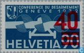 Postage Stamps - Switzerland [CHE] - Airmail