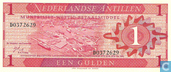 Ned. Antilles 1 Gulden