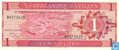 Neth. Antilles 1 Gulden