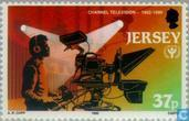 Postage Stamps - Jersey - Media