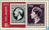 Postage Stamps - Luxembourg - Stamp Exhibition 'Centilux'