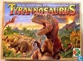 Op de vlucht voor de verschrikkelijke Tyrannosaurus