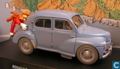 Model cars - Atlas - Renault 4CV