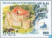 Postzegels - Italië [ITA] - Gorizia 1000 jaar