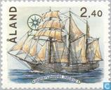 Postage Stamps - Åland Islands [ALA] - Sailing Ships