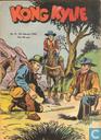 Bandes dessinées - Kong Kylie (tijdschrift) (Deens) - 1955 nummer 9