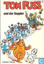 Strips - Bommel en Tom Poes - Tom Puss und der Doppler