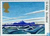 Postage Stamps - Great Britain [GBR] - British landscapes