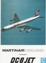Luchtvaart - Martin's Air Charter MAC (.nl) - Martinair - Introducing its DC-8 Jet (01)