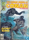 Comic Books - Conan - The Savage Sword of Conan the Barbarian 51