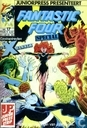 Strips - Fantastic Four - als een phoenix