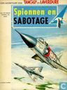 Strips - Tanguy en Laverdure - Spionnen en sabotage