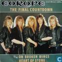 Platen en CD's - Europe - The Final Countdown