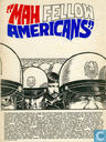 Comic Books - Mah Fellow Americans - Mah Fellow Americans - 155 editorial cartoons from the Underground Press Syndicate