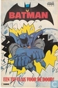 Strips - Batman - Een tip vlak voor de dood!