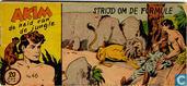 Strips - Akim - Strijd om de formule