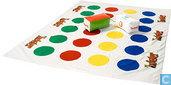 Spellen - Twister - Twister Strandspel