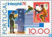 Int. Exposition Inter Stamp Phil '76