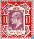 Timbres-poste - Grande-Bretagne [GBR] - Roi Edouard VII