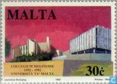 Postage Stamps - Malta - University 400 years