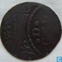Monnaies - Gelderland - Miss Penny Gelderland 1755-1757