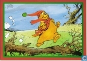 Cartes postales - Tom Pouce - Kerstkaart Doos 4-1
