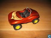 Voitures miniatures - Tonka - Mini Tonka #1010 Buggy