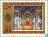 Postzegels - Oostenrijk [AUT] - Musea