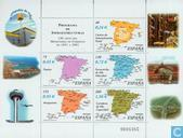 Postage Stamps - Spain [ESP] - Ministry Public Service 1851-2001