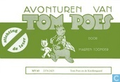 Comic Books - Bumble and Tom Puss - Tom Poes en de Knollengaard