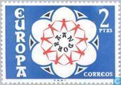 Postage Stamps - Andorra - Spanish - Europe – Blossom