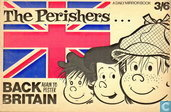 Comics - Donderstenen, De - Back again to pester Britain