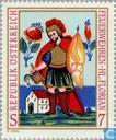 Timbres-poste - Autriche [AUT] - Pompiers : Saint Florian