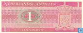 Bankbiljetten - Muntbiljet Nederlandse Antillen - Ned. Antillen 1 Gulden