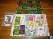 Board games - Op de vlucht voor de verschrikkelijke Tyrannosaurus - Op de vlucht voor de verschrikkelijke Tyrannosaurus