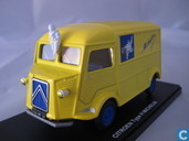 Voitures miniatures - Eligor - Citroën Type H 'Michelin'