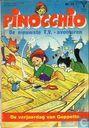 Comic Books - Pinocchio - de verjaardag van geppetto
