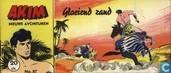 Comics - Akim - Gloeiend zand