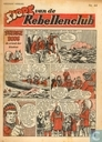 Bandes dessinées - Sjors van de Rebellenclub (tijdschrift) - 1956 nummer  44
